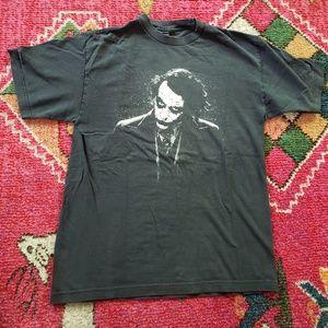 The Dark Knight Joker tshirt